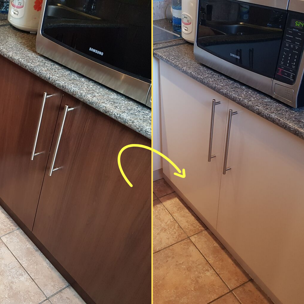 Proresultspaint Let's make your kitchen feel bigger