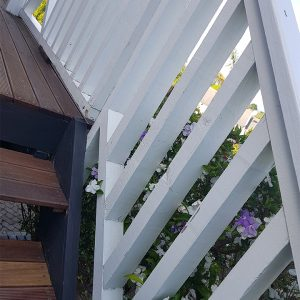 Repaint Balustrades and Handrails